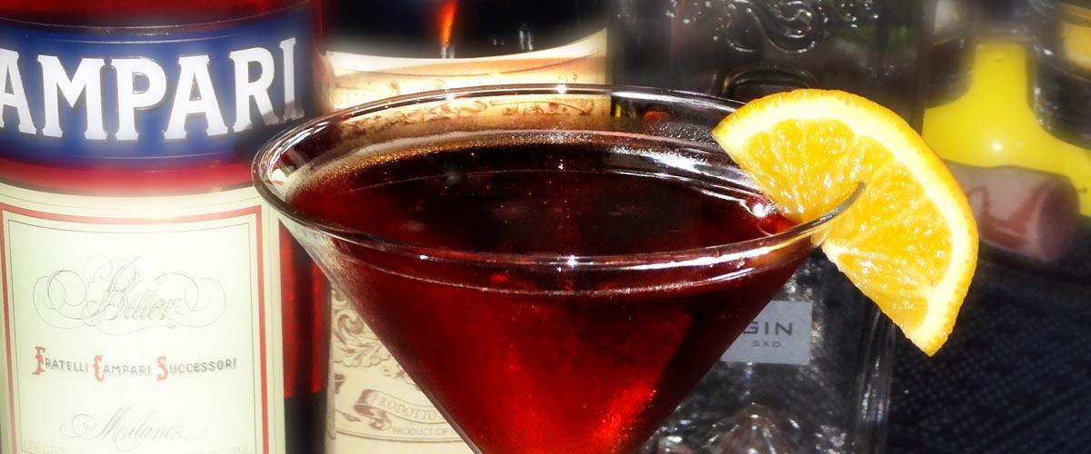 Bistro Negroni Drink
