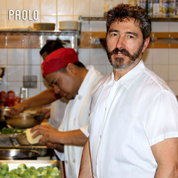 Executive Chef Paolo Laboa